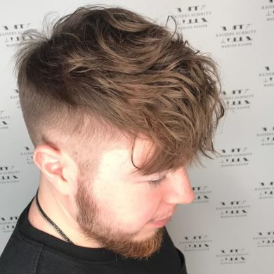 Men's cut by Cathrin